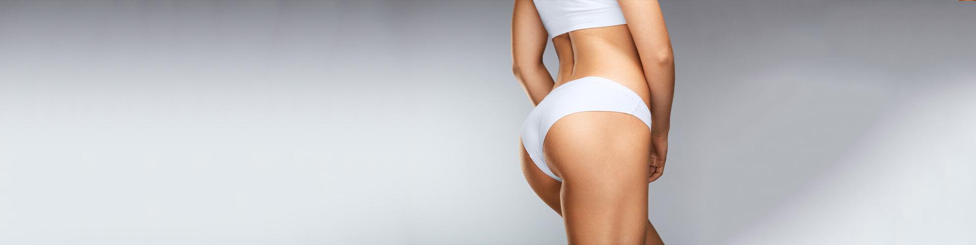 muskelmasse og fettansamlinger
